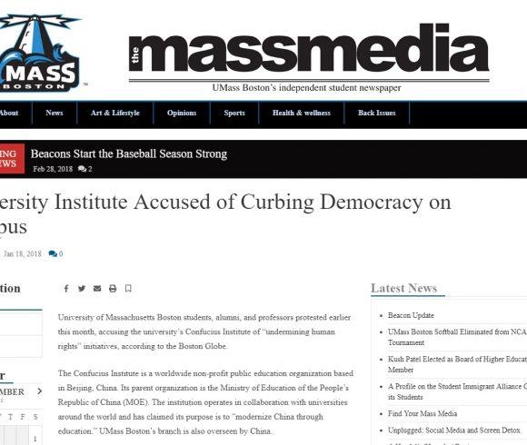 University Institute Accused of Curbing Democracy on Campus