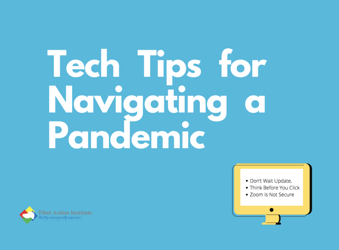 Tech Tips for Navigating a Pandemic