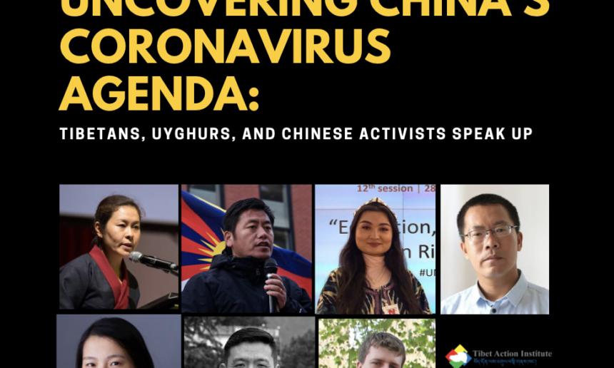Live Online Briefing: Uncovering China's Coronavirus Agenda