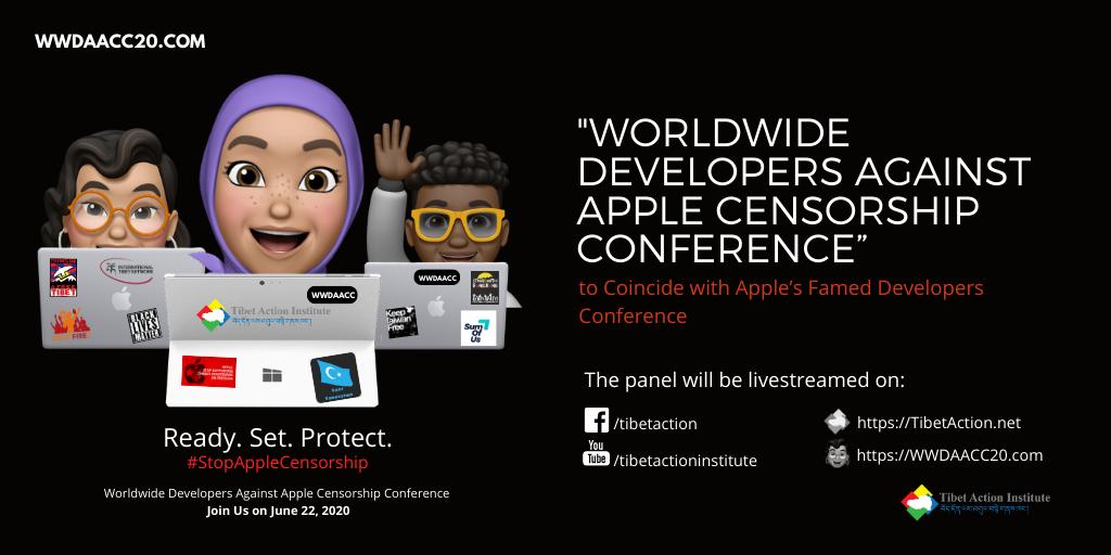 WorldWide Developers Against Apple Censorship Conference