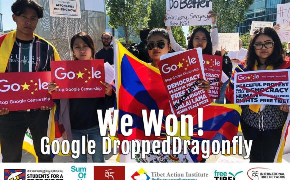 VICTORY! Google drops Project Dragonfly