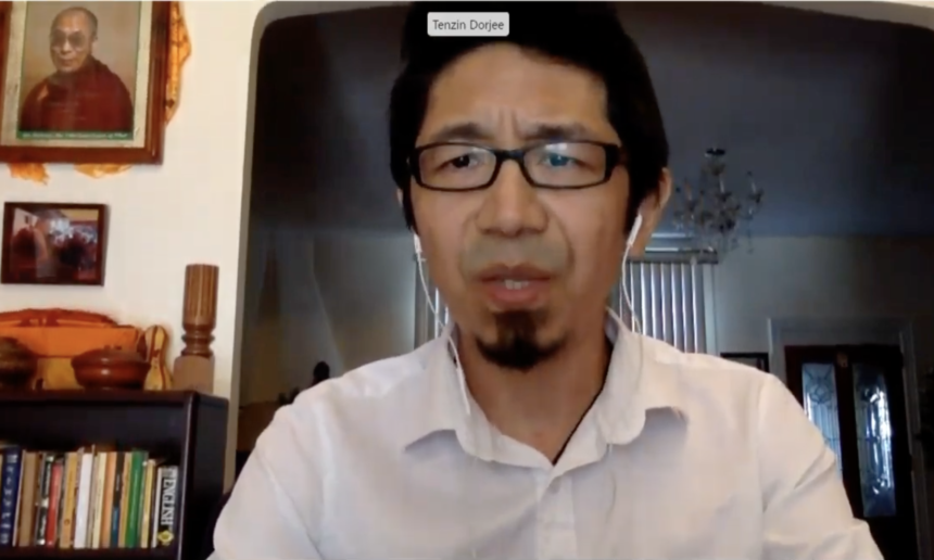 TESTIMONY OF TENZIN DORJEE, TIBET ACTION INSTITUTE, BEFORE THE CONGRESSIONAL EXECUTIVE COMMISSION ON CHINA