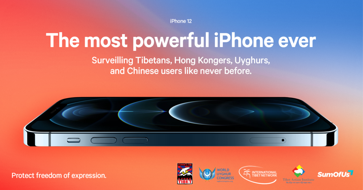 Apple suppressing human rights critics, shareholders warn