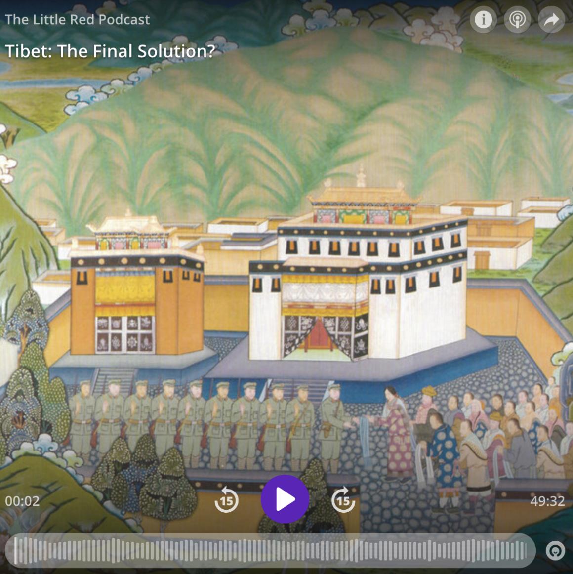 Tibet: The Final Solution?