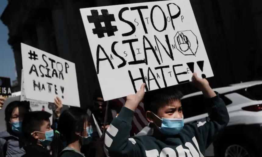 Opinion: Anti-China is not anti-Asian