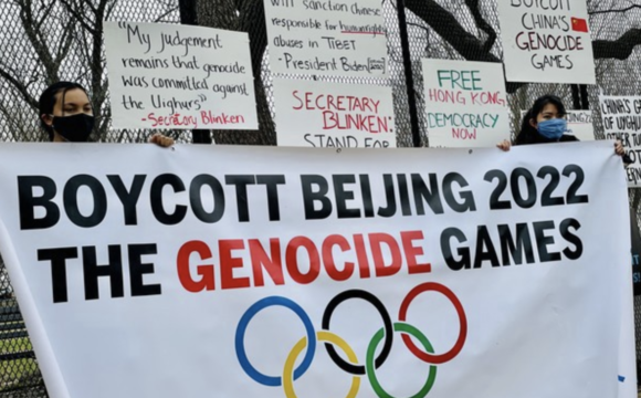 Beijing 2022: Boycott is the Only Option